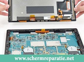 Microsoft Surface Pro scherm reparatie